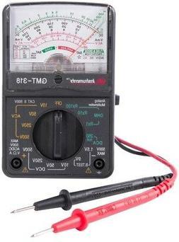 Gardner Bender 14 Range Analog Multimeter  GMT-318