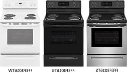Frigidaire 30 Inch Freestanding Electric Self Clean Range