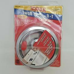 6 Inch Chrome Electric Range Stove Burner Drip Bowl Pan Aman