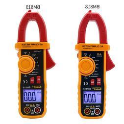 SZBJ BM818 BM819 Ammeter ACV/DCV ACA Auto <font><b>Range</b>