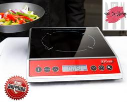 Countertop Induction Range Single Burner Commercial Restaura