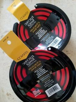 Electric Range Black Porcelain Drip Bowl Fits most including