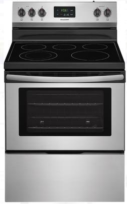 Frigidaire FFEF3052TS 30 Inch Freestanding Electric Range in