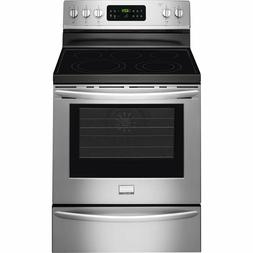"""Frigidaire FGEF3035RF Gallery 30"""" Stainless Steel Electric C"""