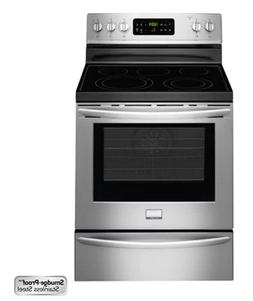 """Frigidaire FGEF3035RF Gallery 30"""" Stainless Steel Electric S"""