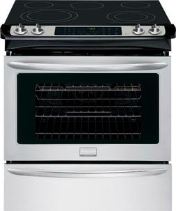 Frigidaire FGES3065PF 30 Inch Slide-in Electric Range in Sta