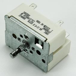 Infinite Switch for Range Whirlpool 3149400 Replacement for