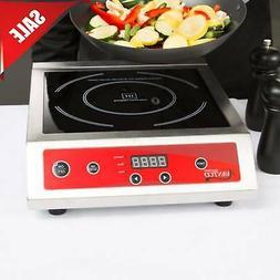 IC3500 Countertop Induction Range Cooker Portable Digital El