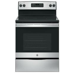 GE JBS60RKSS 30 in. 5.3 cu. ft. Electric Range in Stainless