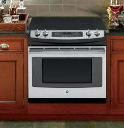 30 Inch Stainless Steel Electric Ranges