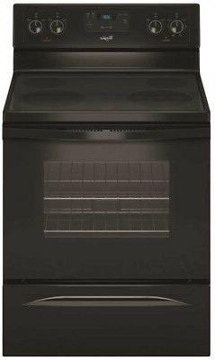 Whirlpool 110867 30-Inch  4.8 Cu. Ft. Single Oven Free-St&in
