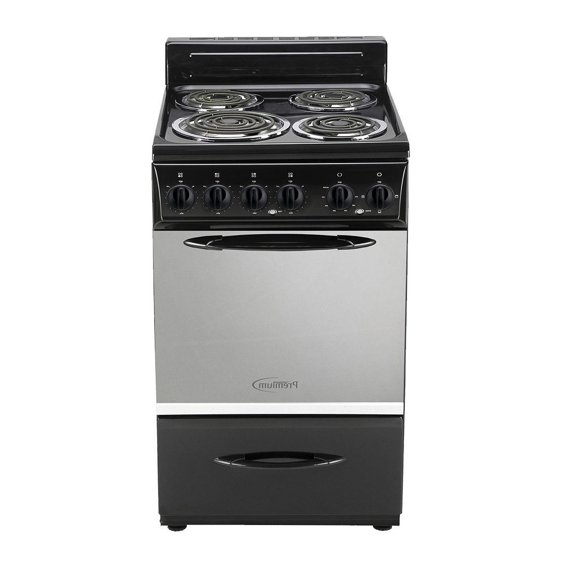 24 4 burners portable electric range stove