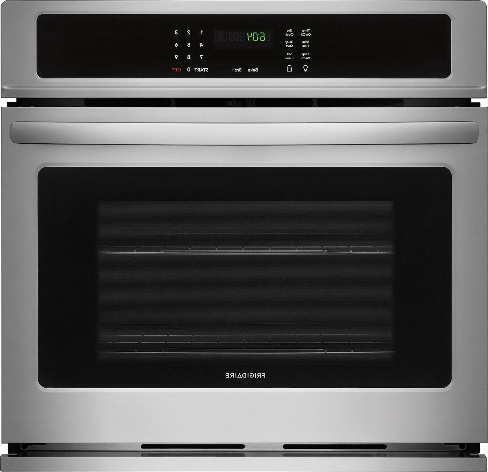 30 inch electric single wall oven