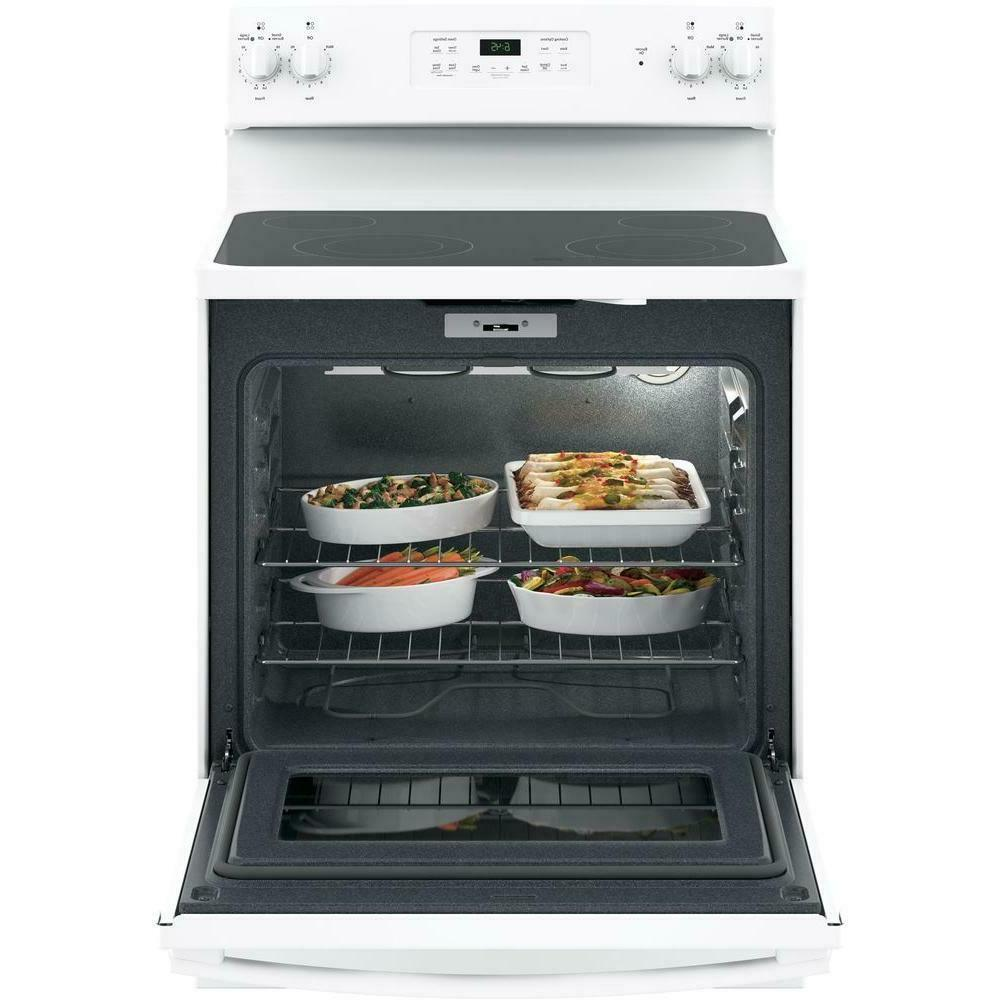 Brand 5.3 Range, Self-Cleaning Oven,