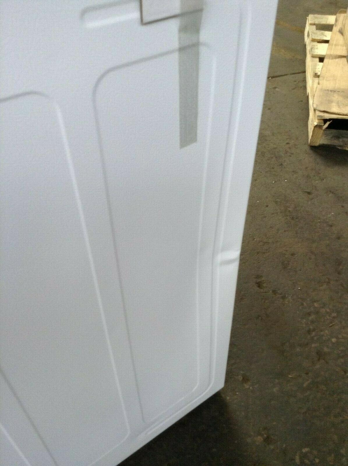 Brand 5.3 ft. Range, White