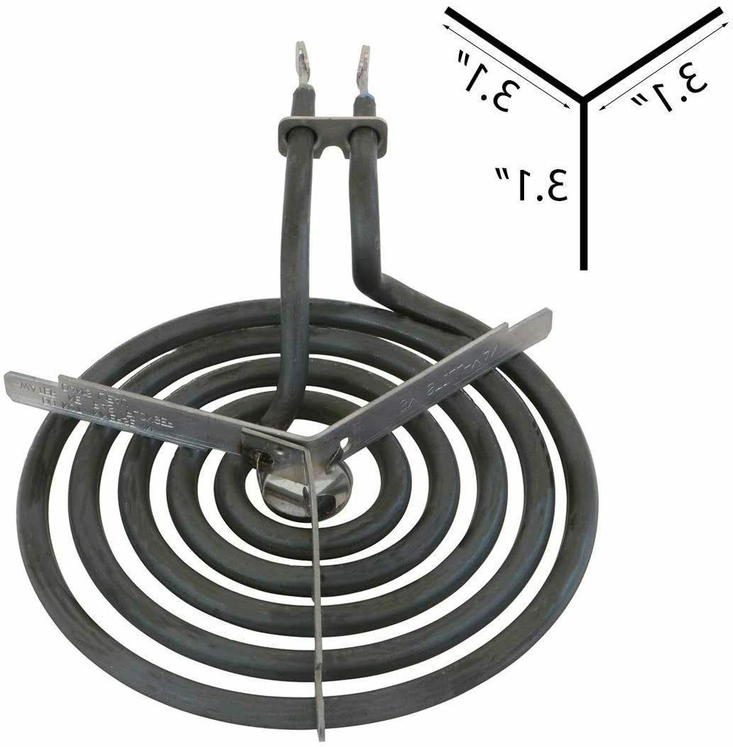 GE Electric Range Burner Element Kit 4 WB30M1