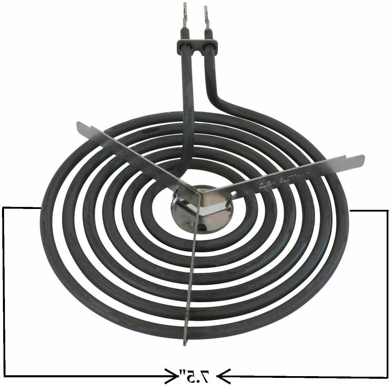 GE Range Burner Element Kit 4 WB30M1