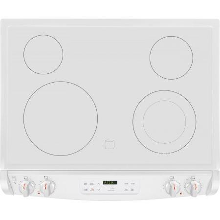 Frigidaire 30 Drop-In Range Cooktop, 4 Elements in White