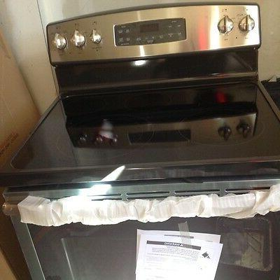 "GE JB650SFSS 30"" Self-Cleaning Electric Stainless - (Sc"