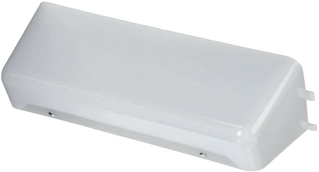 Kenmore White Range Vent Hood Light Lens Cover SNTK7504000,