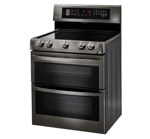 """LG 30"""" Stainless Oven Range"""
