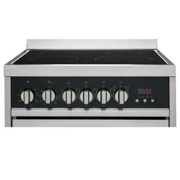 """Magic Chef MCSRE24S 24"""" 2.2 Electric Convection Stainless"""