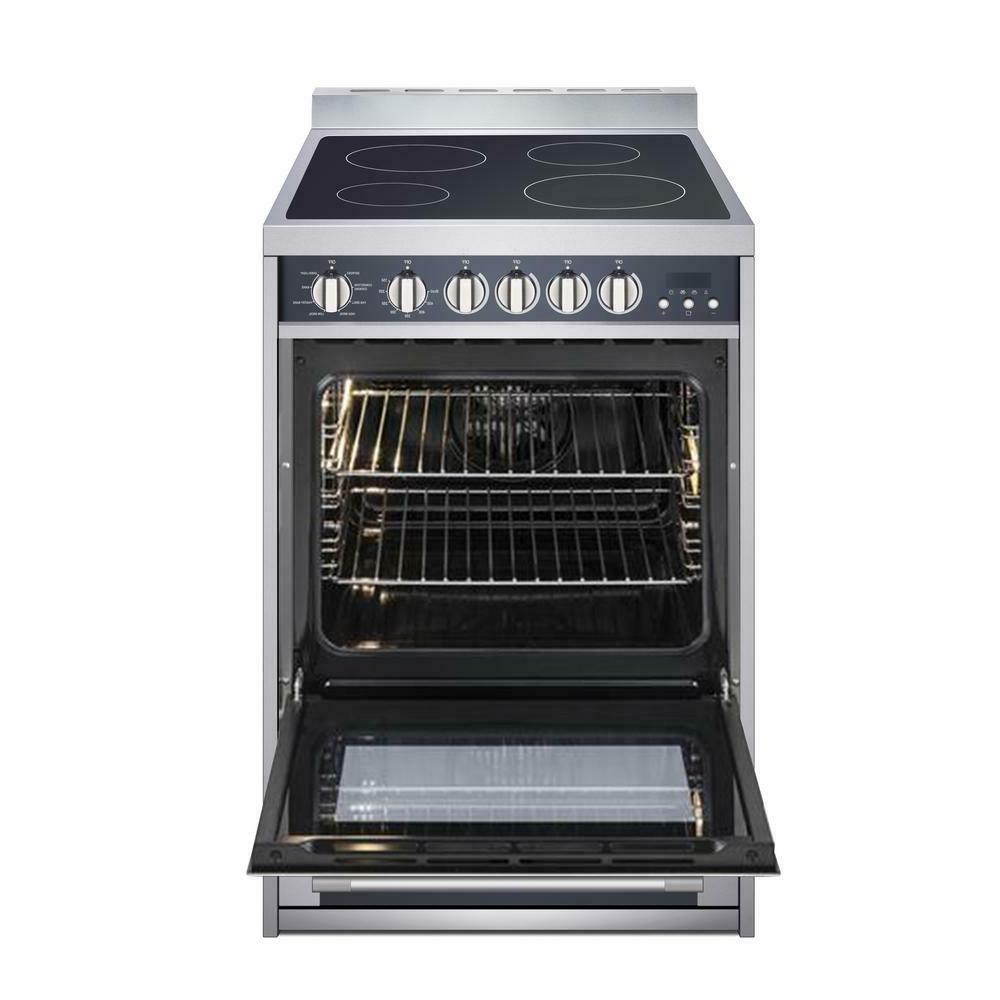 Magic 2.2 Electric Convection Steel