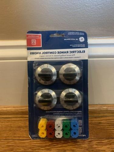 partsmaster electric range knob set