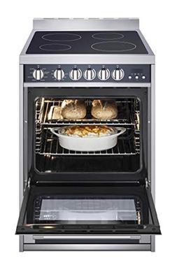 "Magic Chef Freestanding Oven MCSRE24S 24"" 2.2 cu. ft. Electr"
