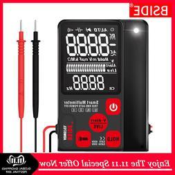 Mini Digital Multimeter BSIDE ADMS7CL/S9CL EBTN LCD Display