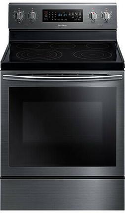 ne59j7630sg black stainless steel electric