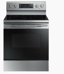 "SAMSUNG NE59M4320SS Electric Range Convection 30"" 5.9CF - St"