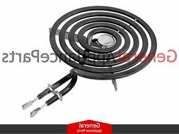 """GE Electric Range Cooktop Stove 6"""" Small Surface Burner Heat"""