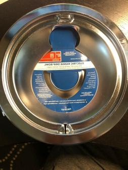 "GE PartsMaster 6"" Electric Range Drip Bowl Fits GE & Hotpoin"