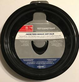 "GE Partsmaster Electric Range 8"" Drip Bowl / Pan PM32X143 fo"