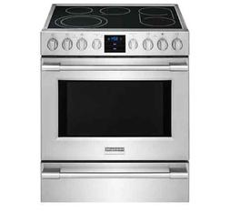 "Frigidaire PROFESSIONAL Stainless 30"" Electric Range Front C"
