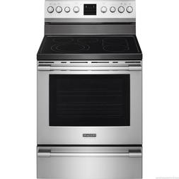 """Frigidaire PROFESSIONAL Stainless 30"""" Electric Range Rear Co"""