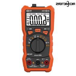 RICHMETERS RM113D NCV Digital Multimeter 6000 counts Auto <f