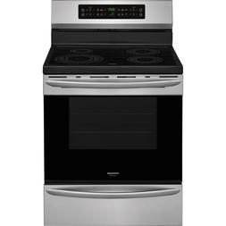 """Frigidaire Stainless Steel 30"""" Electric Frestanding Inductio"""