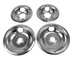 4 Pc Stove Burner Cover Rings Kitchen Stovetop Accessories P