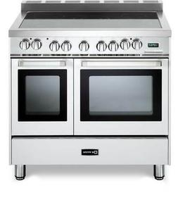 Verona VEFSEE365DW 36 inch All Electric Double Oven Range Co
