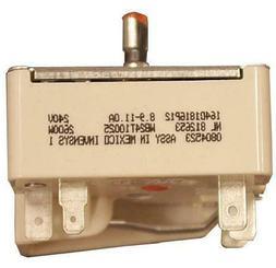 Ge Wb24T10025 Electric Range Infinite Switch, 8 Inch