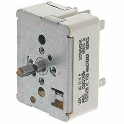 WB24T10025 Electric Range Infinite Switch Replacement GE 8 I
